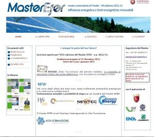 homepage master