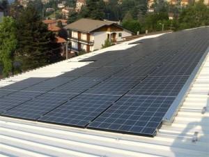 Impianto da 20 kW realizzato in provincia di Milano
